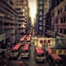 Bus traffic